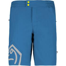 E9 Wet korte broek Heren, cobalt blue